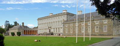Photograph of Castletown House